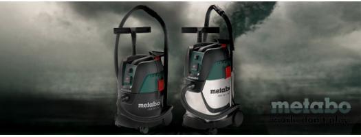Новинка Metabo ASA 25 L PC и ASA 30 L PC Inox