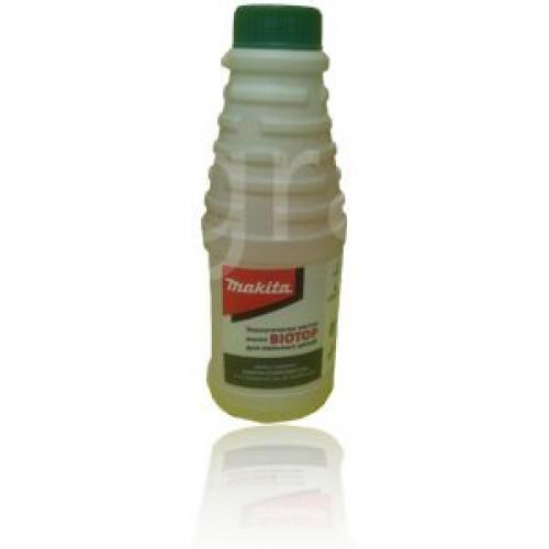 Масло для смазки цепей Makita BIOTOP 980 408 610 емкость 1 л